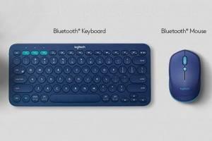 صفحه کلید و ماوس Wireless چگونه کار می کند؟