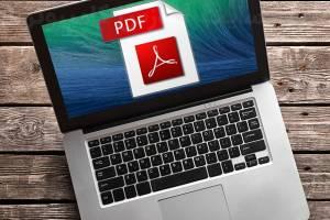 چگونه فایل PDF بسازیم و بخوانیم؟